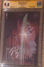 Walking Dead #176 Michonne variant__CGC 9.8 SS__Signed by Danai Gurira