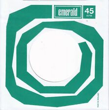 EMERALD Company Reproduction Record Sleeves - (pack of 15]