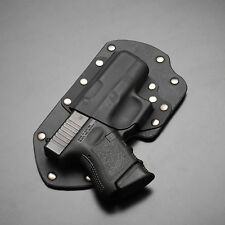 Hook and Loop Backed Gun Holster for Glock 26 27 33