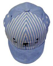 New Baby Toddler Boys Girls Cat Cartoon Hat Summer Adjustable Cap Bucket Hat