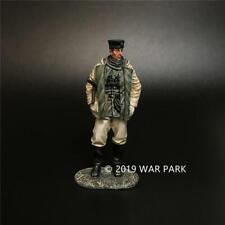 KH056 War Park Gift Military Figure Infantry Soldier W/ Gun WWII 1/30 German