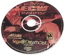 ECW: Hardcore Revolution (Sega Dreamcast, 2000)(DISC ONLY) #1276