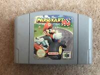 Mario Kart 64 - Nintendo N64 Cart Only UK PAL (B)