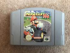Mario Kart 64-Nintendo N64 Warenkorb nur UK PAL (B)