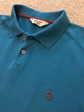 Splendido, Pinguino Turchese Polo Shirt M Medium costo £ 65