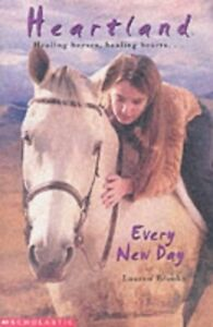 Every New Day (Heartland 9) by Brooke, Lauren Paperback Book The Fast Free