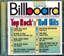 Billboard 1956 Top Rock 'n' roll hits CD Australie