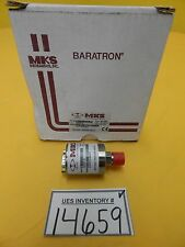 MKS Instruments 51A13TCA2BA800 Mini Baratron Vacuum Pressure Switch New Surplus