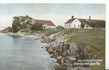 America Postcard - Home of Pearl of Orrs Island - Greetings From Casco  Ref 560A