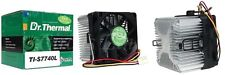 Dr. Thermal TI-S7740L Socket A/370 CPU Cooler for AMD