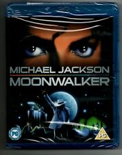 Michael Jackson : Moonwalker    NEW Blu-Ray Disc
