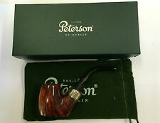 PETERSON SYSTEM SMOOTH 304  BRIAR PIPE (NEW & BOXED STANDING PIPE FREE PIPE TOOL