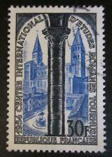 Timbre France 1954 obl (voir photo) - YT 986