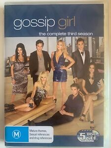 Gossip Girl The Complete Third Season