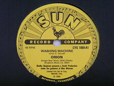 "ORION Washing Machine   Sun 1980 UK 7"""