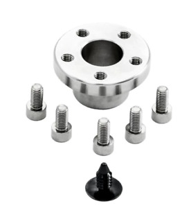 ZZPerformance Modular Pulley Hub for 3800 and Ecotec