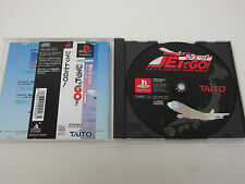 Playstation game Jet De Go Near mint  Japan PS2 PS1