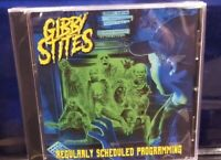 Gibby Stites - Regularly Scheduled Programming CD SEALED twiztid Jamie Madrox