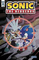 Sonic The Hedgehog #8 Stanley cover Video Game IDW 2018 Comic 1st Print NM