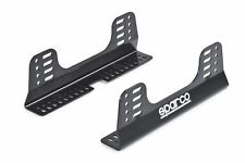 Sparco Steel Side Mount Brackets - 004902 Fits COMPETITION RACE Seats