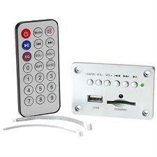 MP3, SD, USB, DIGITAL AUDIO DECODER, PLAYER, DIY, REMOTE CONTROL