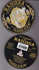 CD DANS BOITE EN FER RONDE 8T MADONNA & OTTO VON WERNHERR ADMIRATION ITALIE