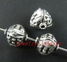 50pcs Tibetan Silver Jewelry Spacers 9.5x9.5mm b0023
