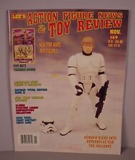 Action Figure News & Toy Review Price guide magazine #49 Star Wars Toy Biz Toys