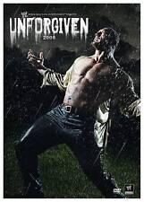 Wwe: Unforgiven 2008 (Dvd) w/ insert