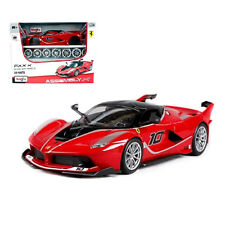 Maisto 1:24 Ferrari FXX K Diecast Metal Assembly KIT Model Car Red New in Box
