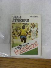 1970/1971 Esso: Squelchers - 09 Star Strikers, An Esso Mini-Book 16 Issued In Co