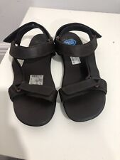 Clarks Brown Leather Mens Sandals UK size 11