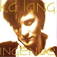 K.D. Lang-Ingenue CD