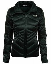 North Face Aconcagua Womens A2TDR-HCD Darkest Spruce Goose Down Jacket Size 2XL