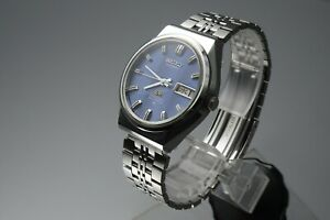 Vintage 1973 JAPAN SEIKO LORD MATIC SPECIAL WEEKDATER 5216-6030 23J Automatic.