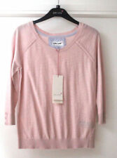 Marks and Spencer Scoop Neck 3/4 Sleeve Jumpers & Cardigans for Women
