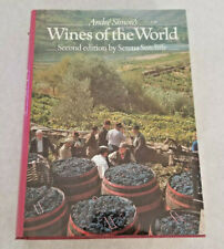 Andre' Simon's Wines of the World 2nd Edition by Serena Sutcliffe: 1981