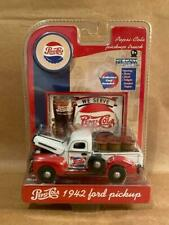 Pepsi Cola 1942 Ford Pickup Delivery Truck Die Cast GearBox Toy Collector NEW