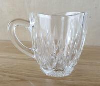 Vintage Small Cut Glass / Crystal Jug