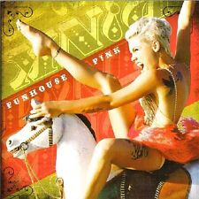 CD – P!nk – Funhouse