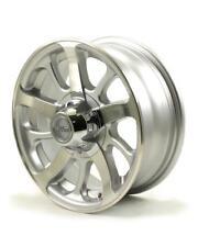 """15X6 6-Lug on 5.5"""" Aluminum Series 08 Trailer Wheel - 856655S"""