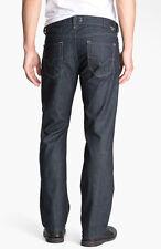 NWT DIESEL Larkee 0088Z Regular Straight Leg Jeans Size 33 X 34 Indigo Rinse NEW