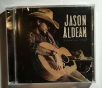 Jason Aldean Rearview Town NEW & Sealed CD 2018 (See Pictures) Country Music