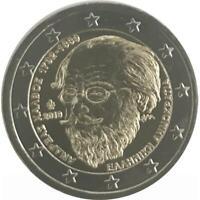 2 euro Grecia 2019 Andreas Kalvos