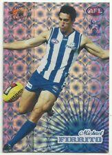 2008 AFL Select Champions Holofoil NORTH MELBOURNE HF100 MICHAEL FIRRITO CARD