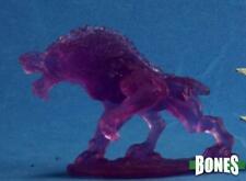 Reaper Miniatures 77366: Shadow Hound - Dh Bones Plastic Mini