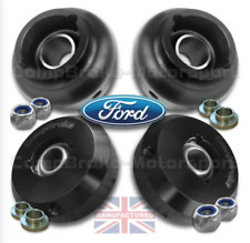 FORD ESCORT MK3-4/RS TURBO/XR3I FRONT & REAR FIXED TOP MOUNT COMBO (2 X PAIR)