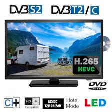 Reflexion LDDW20N mit Triple Tuner DVB-S2/C/T2 HD & DVD-Player für 12/24/230V Be