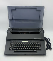 Vintage Olivetti ET Compact 60 Typewriter RARE Tested & Works!