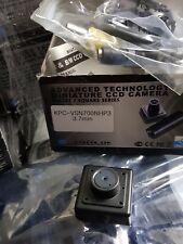 KT&C KPC-VSN700NH 3.7mm Mini CCD Color DSP Super Miniature Square Camera